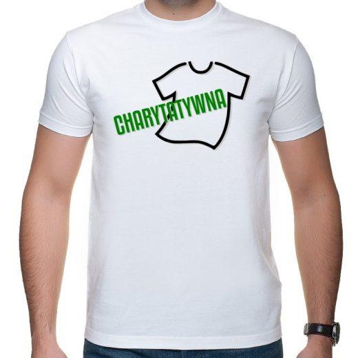 Koszulka charytatywna na cele dobroczynne