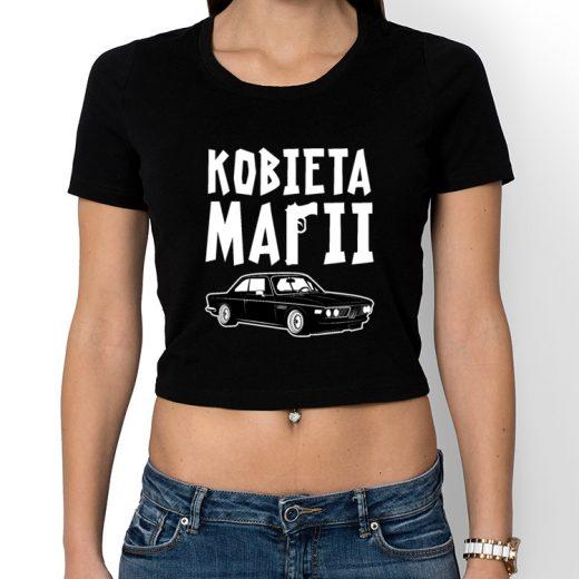 Kobieta Mafii - koszulka BMW E9