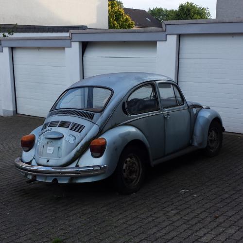 VW Garbi - Projekt Garbus