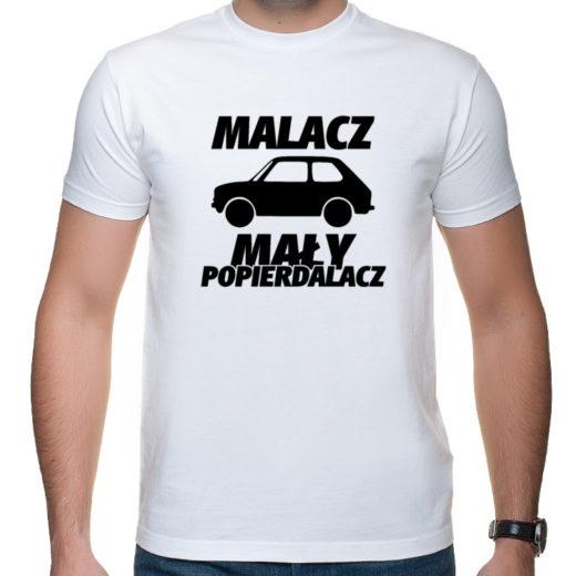 Mały Polski Fiat 126p Maluch - Malacz mały popierdalacz!