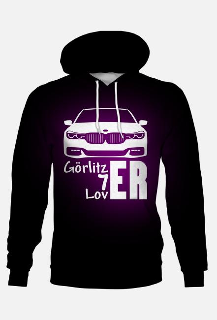 Görlitzer 7er Lover - BMW G12 Fullprint Hoodie