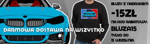 Promocja zniżkowa - Sklep z koszulkami BMW Ultimate Fanshop - Nadruk na koszulkach