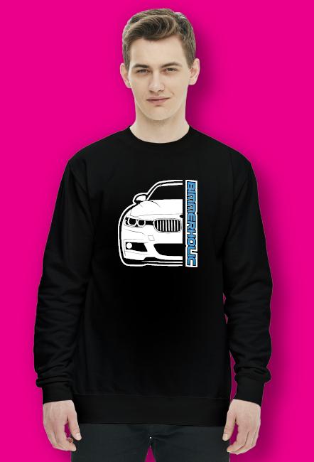 BMW F30 Bimmerholic - bluza z nadrukiem