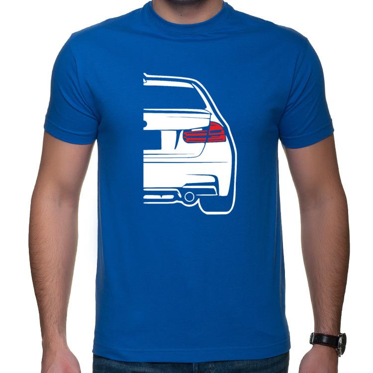 BMW F30 - koszulka z nadrukiem