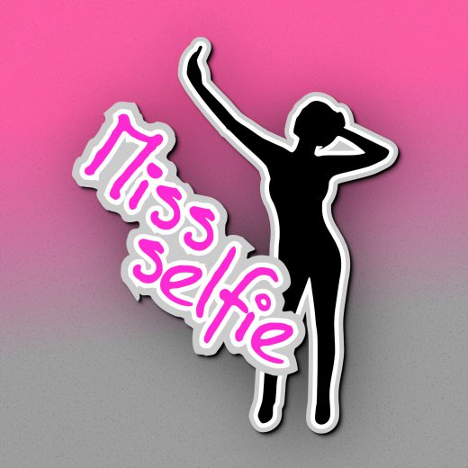 Miss Selfie - Selfie Queen