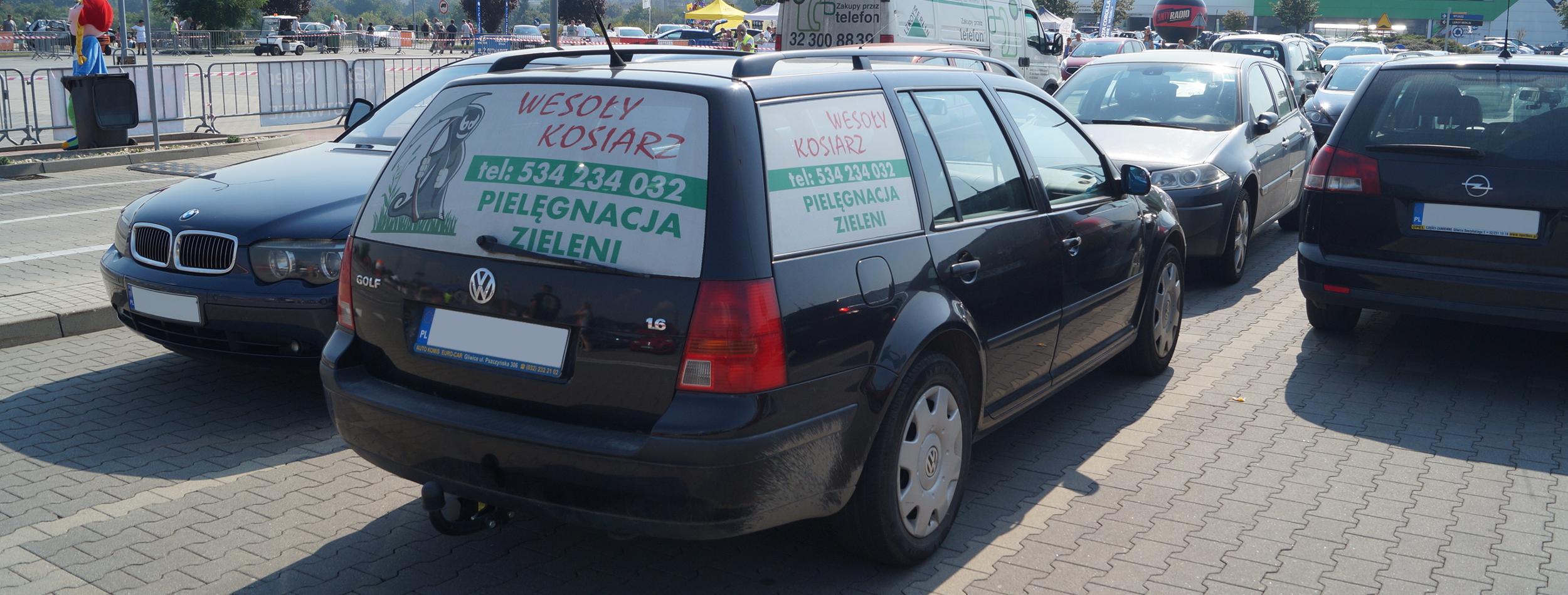 WESOŁY KOSIARZ - Pielęgnacja Zieleni - Gliwice