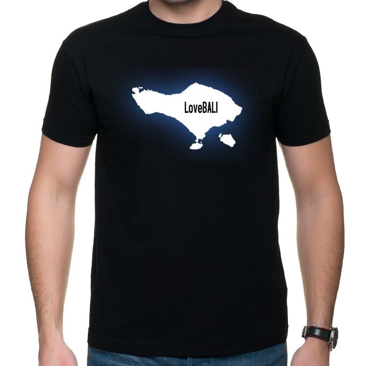 LoveBALI - koszulka z nadrukiem