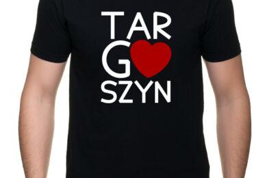 Love Targoszyn - t-shirt / koszulka z nadrukiem