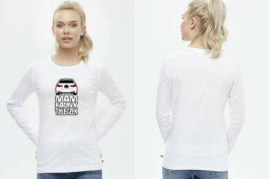 F30 - Fajny tyłeczek - koszulki z nadrukiem BMW