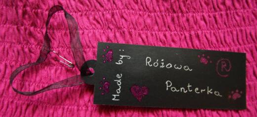 eButik Różowa Panterka - ModnaDziewczyna
