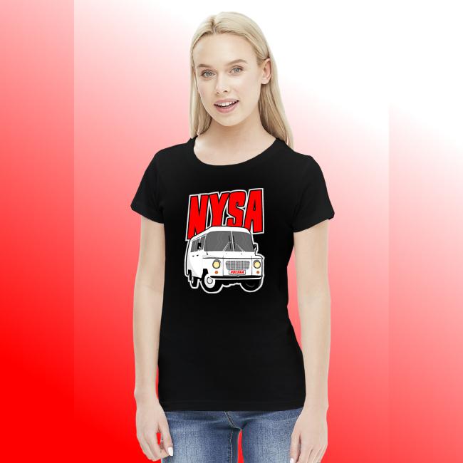Projekt NYSA - Prosto z Nysy - koszulki, bluzy i kubki z nadrukiem Polska Nyska