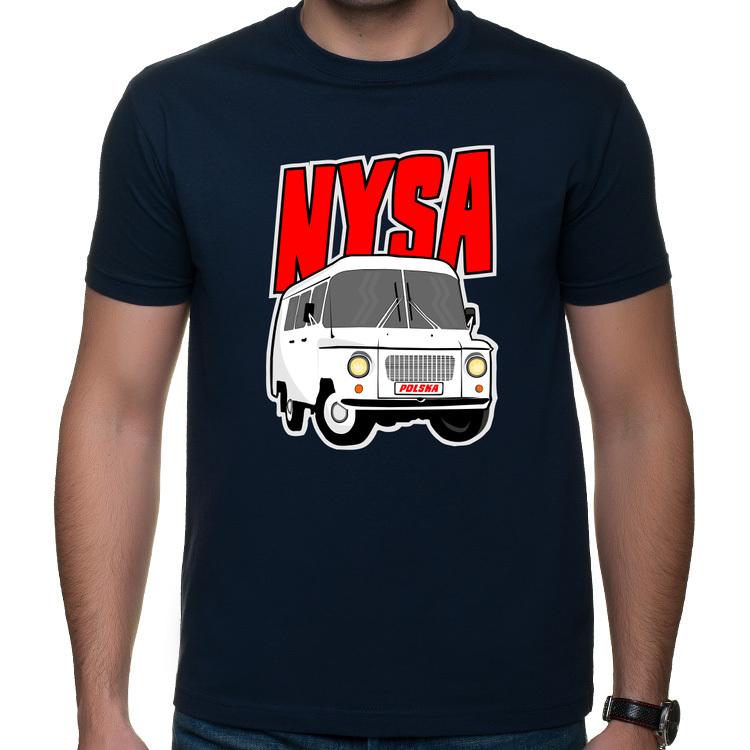 Projekt NYSKA - Prosto z Nysy - koszulki, bluzy i kubki z nadrukiem Polska Nysa